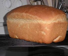 Grandma Warren's Whole Wheat Bread