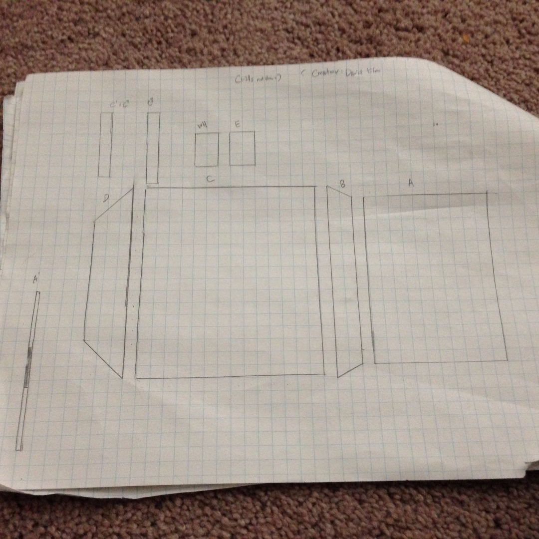 Picture of Blueprints!