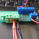 Low Voltage DC Power Distribution and Measurement Adapter