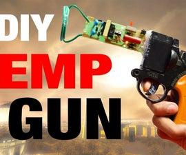 How To Make EMP Gun !