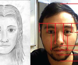 How To Draw a Face (Proportions Made Easy)