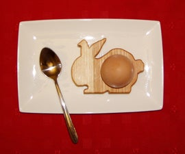 Egg holders (egg cups)
