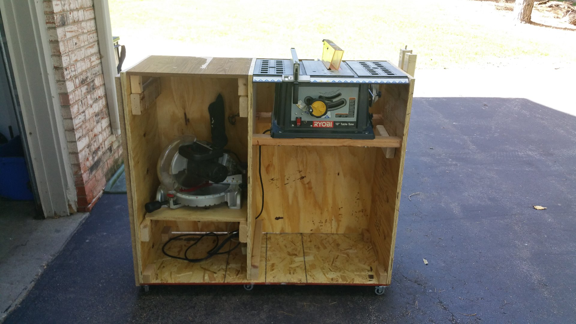 Picture of Mutiple Levels for the Miter Saw
