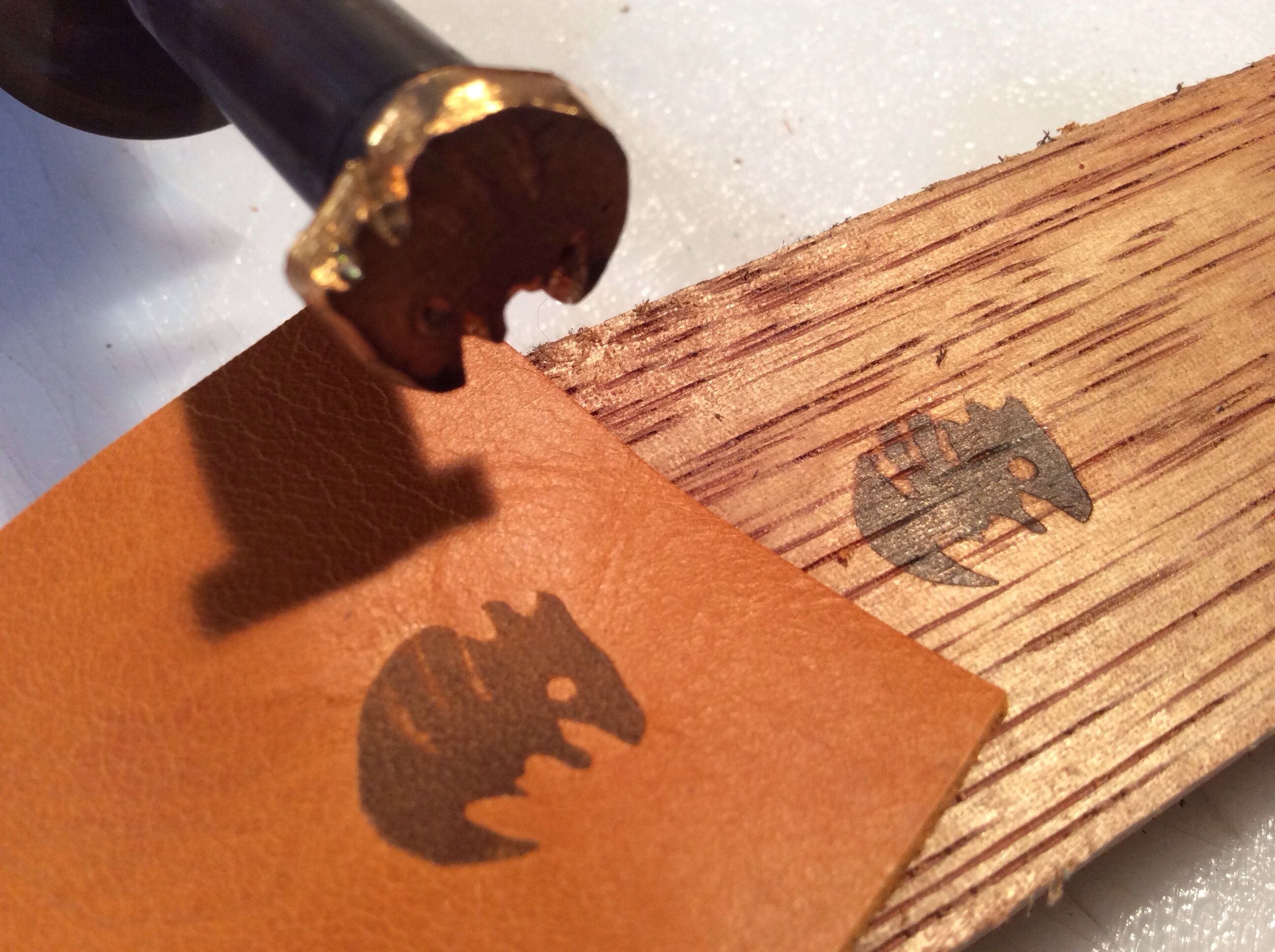 Picture of Custom Electric Branding Iron