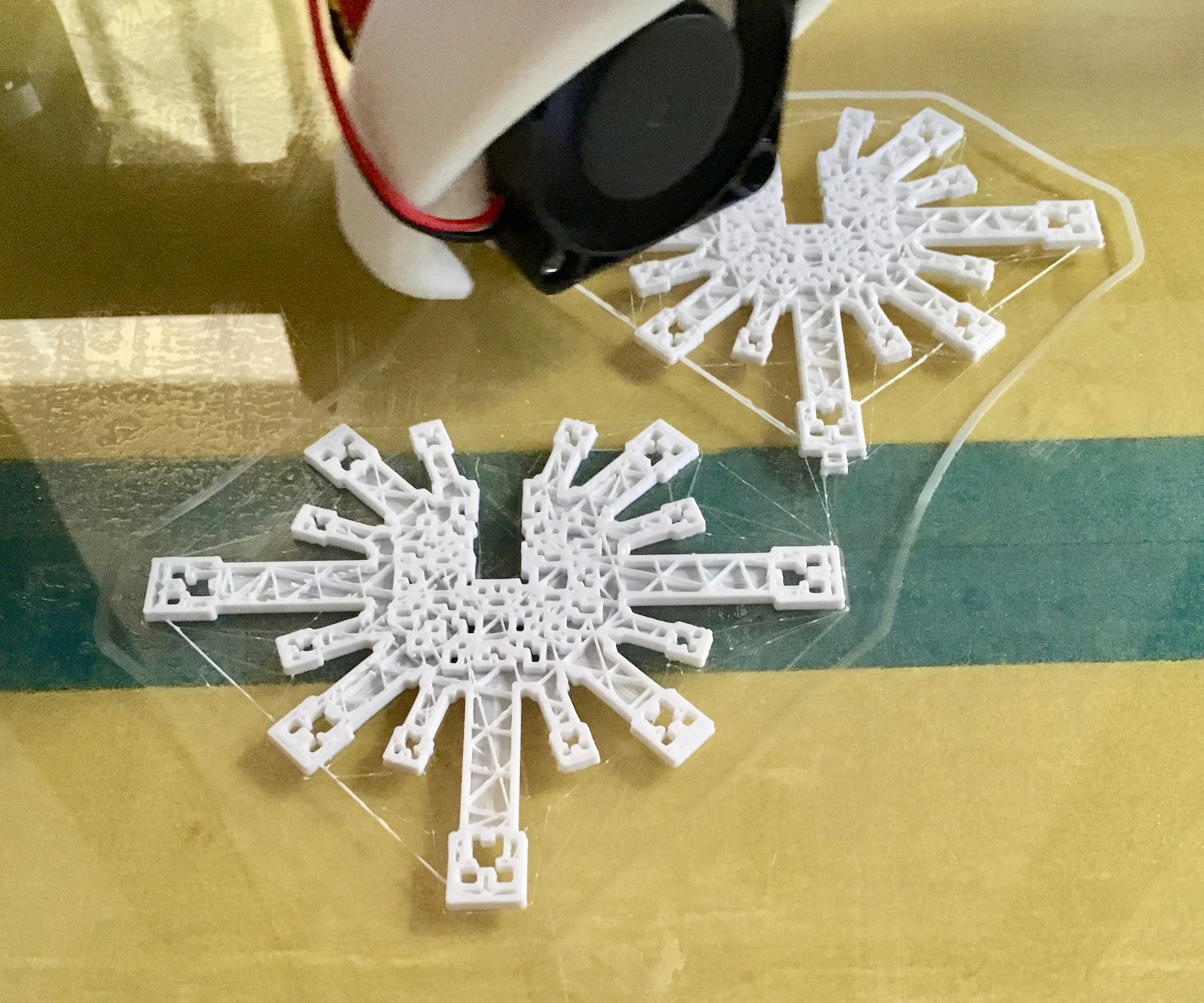 Picture of TinkerCAD and Print