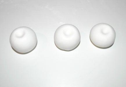 How to Make Fondant Eyeballs~