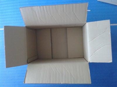 3R Box Step 1: Preparation