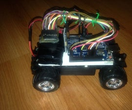 Arduino+Bluetooth Control(hc-05)+Android