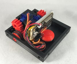 Motorized WiFi Controlled Chassis
