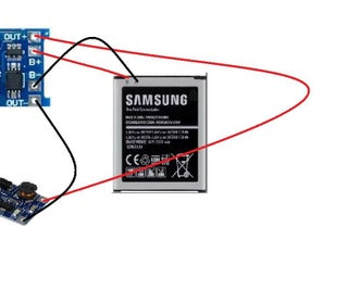 How to Build Solar Based Power Bank Using Dead Mobile's Battery