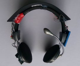 Solar Powered Bluetooth Headphone from Old Wired Headphone