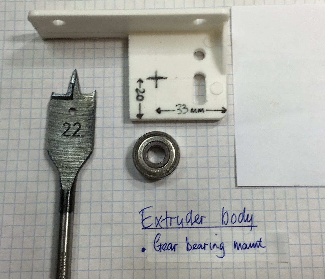 Picture of Extruder: Body