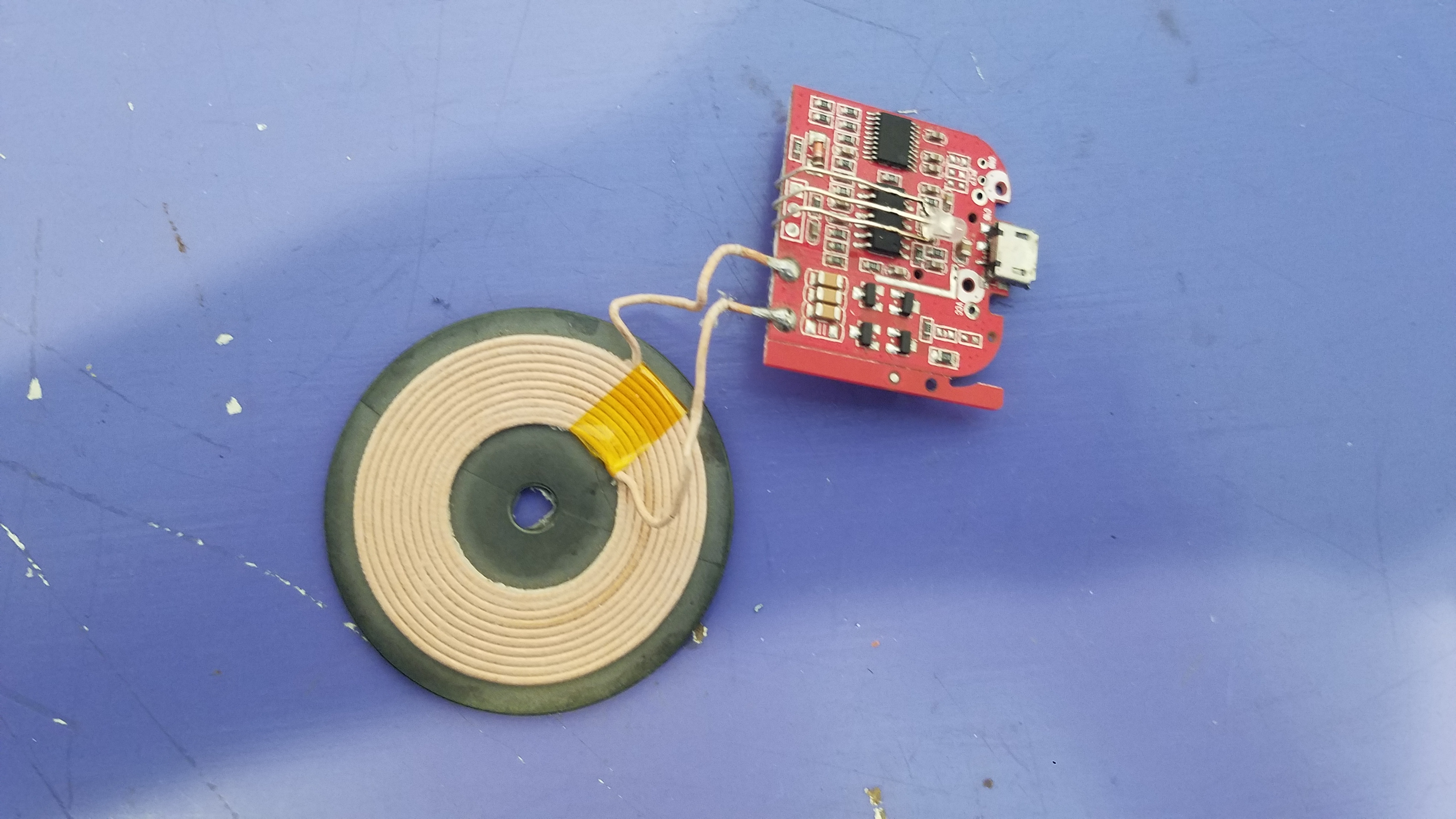 Picture of Modify the Wireless Charger