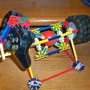 knex fighter pilot control stand (PS3)