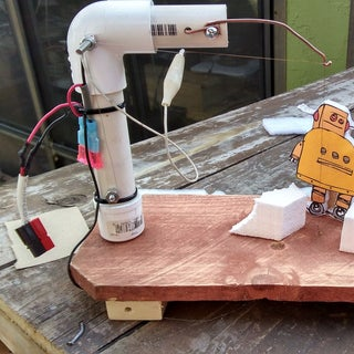 DIY Hot Wire Cutter for Plexiglass, Cardboard and Foam