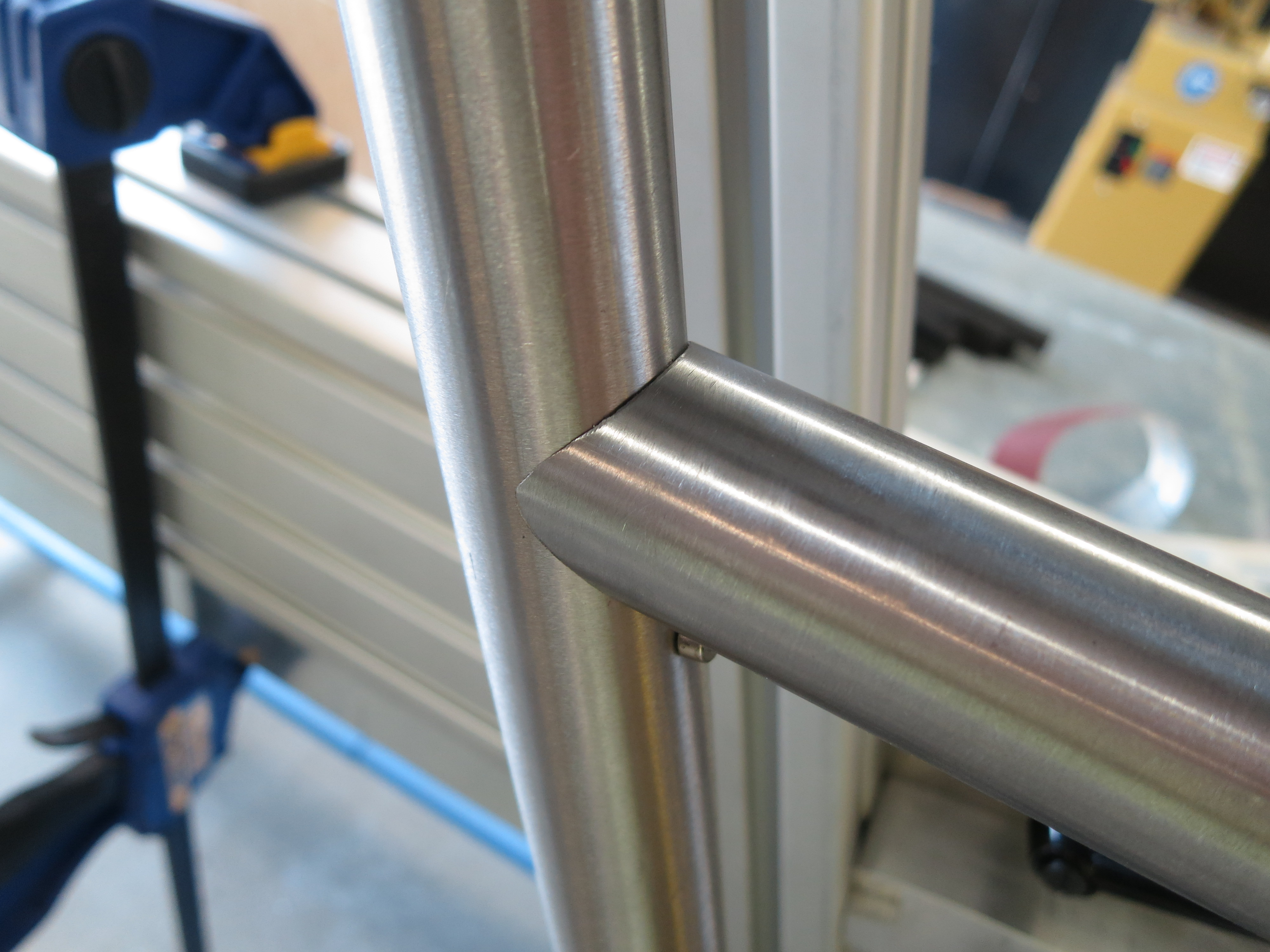 Picture of Tube Mitering