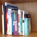 VHS Videotape Cassette Bookends