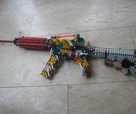 Knex M4 Carbine.