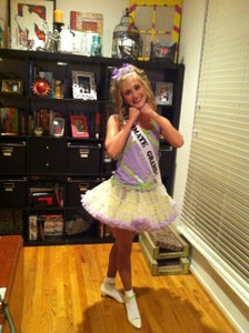 Toddlers and Tiaras Costume