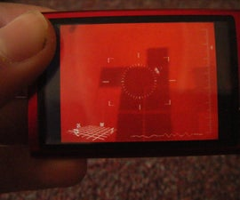 Video filters for iPod Nano 5G