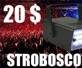 Stroboscope for 20 $