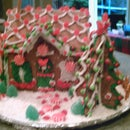 Gingerbread Vacation House