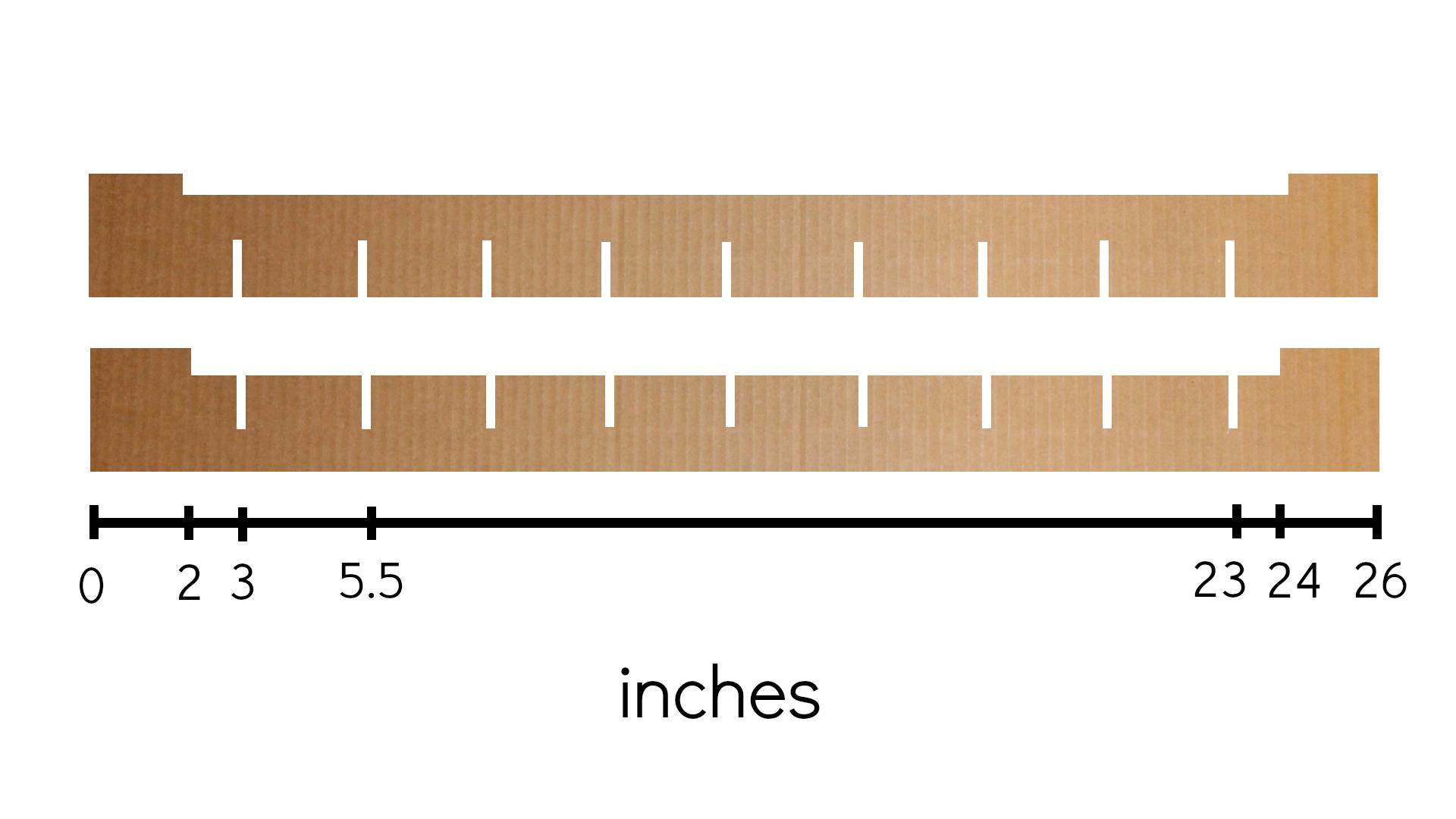 Picture of Cardboard Lattice