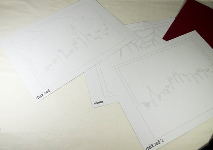 Print the Layouts