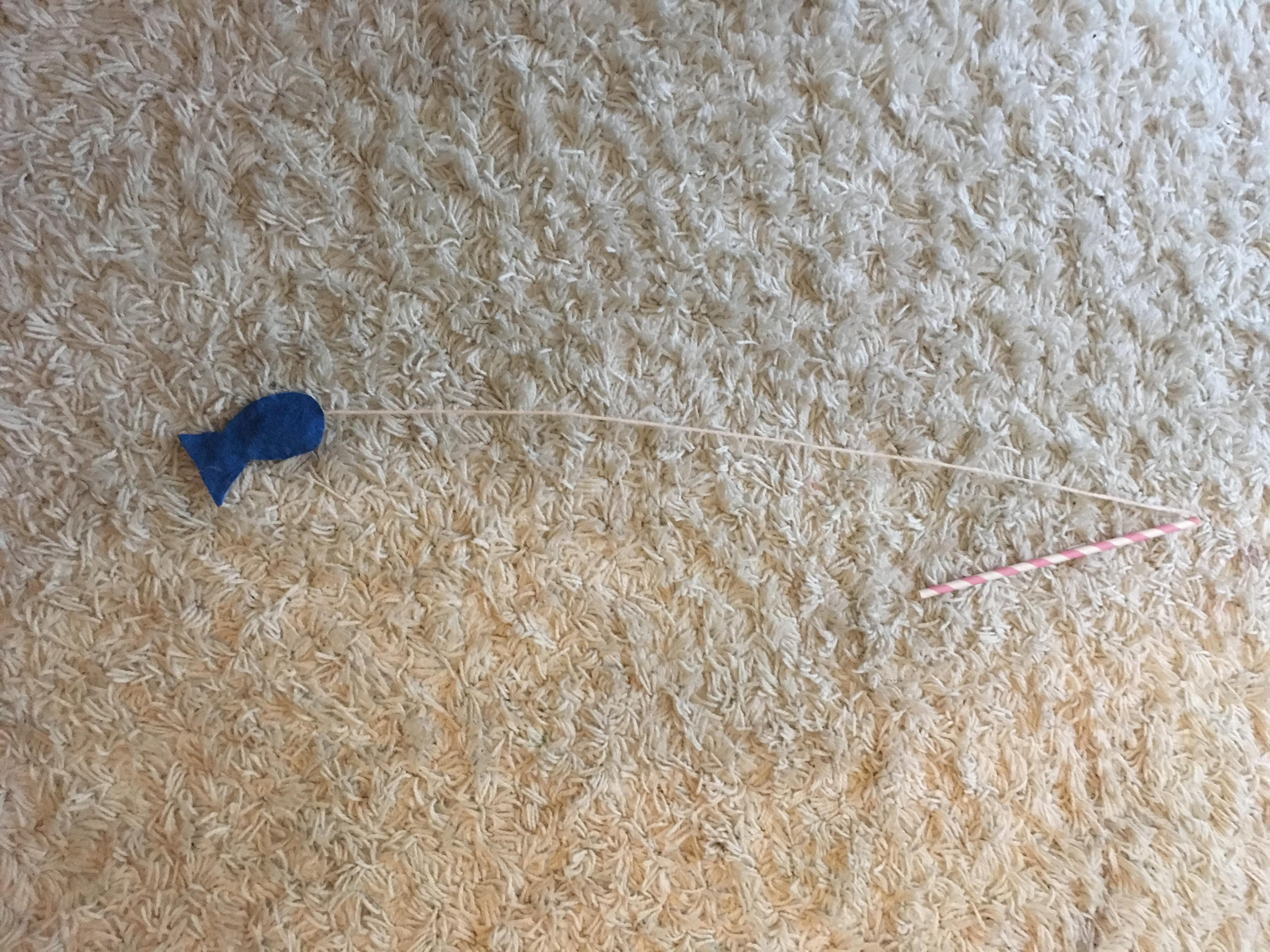 Picture of No-sew Catnip Cat Toy