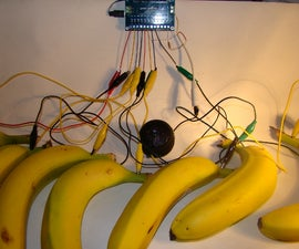 Bananaphone: A Touch Capacitance Synth
