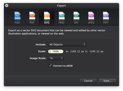 Convert EPS to SVG
