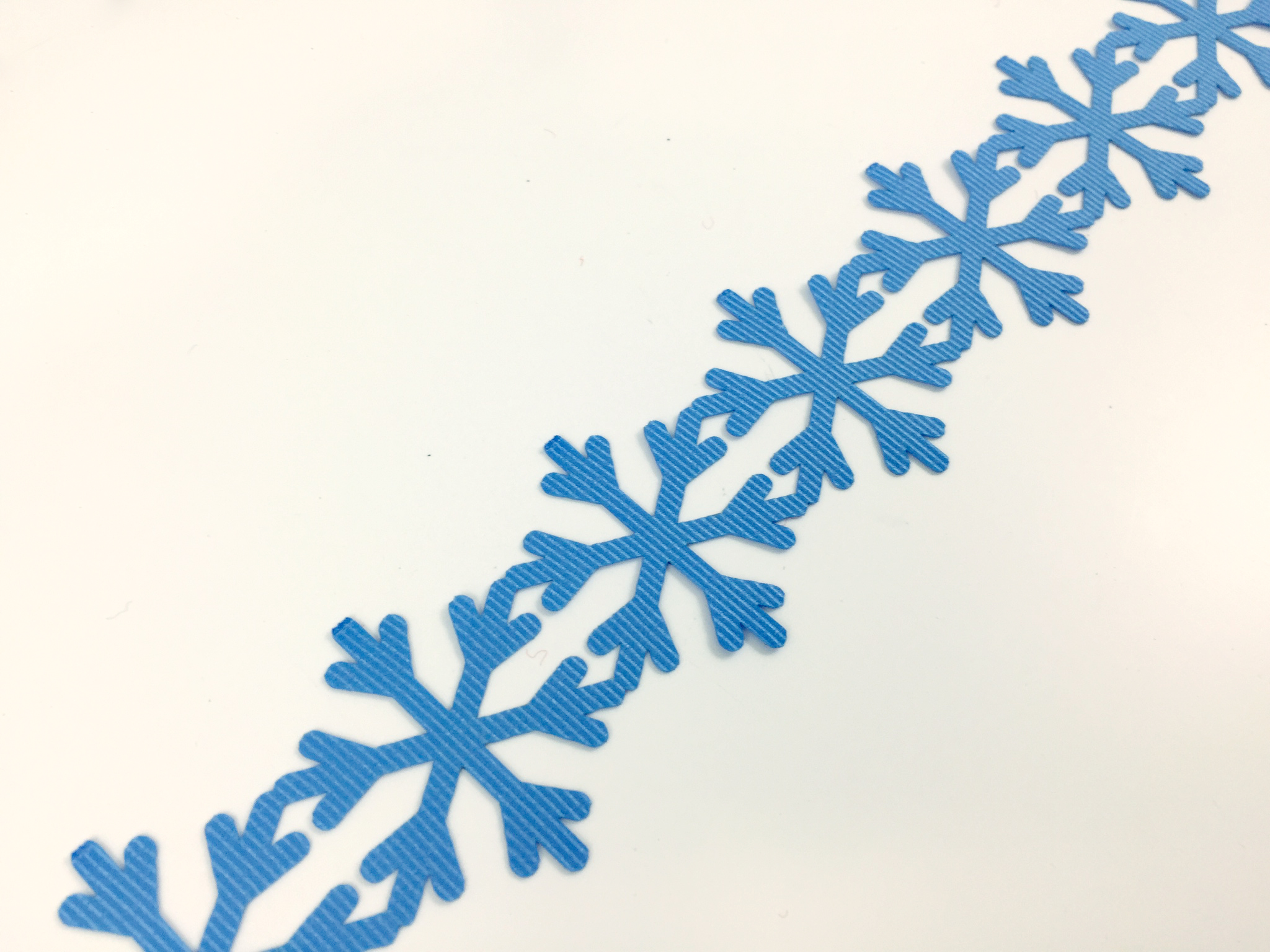 Picture of Laser Cut Holiday Ribbon & Garlands