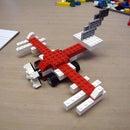 Lego Flying Vehicle