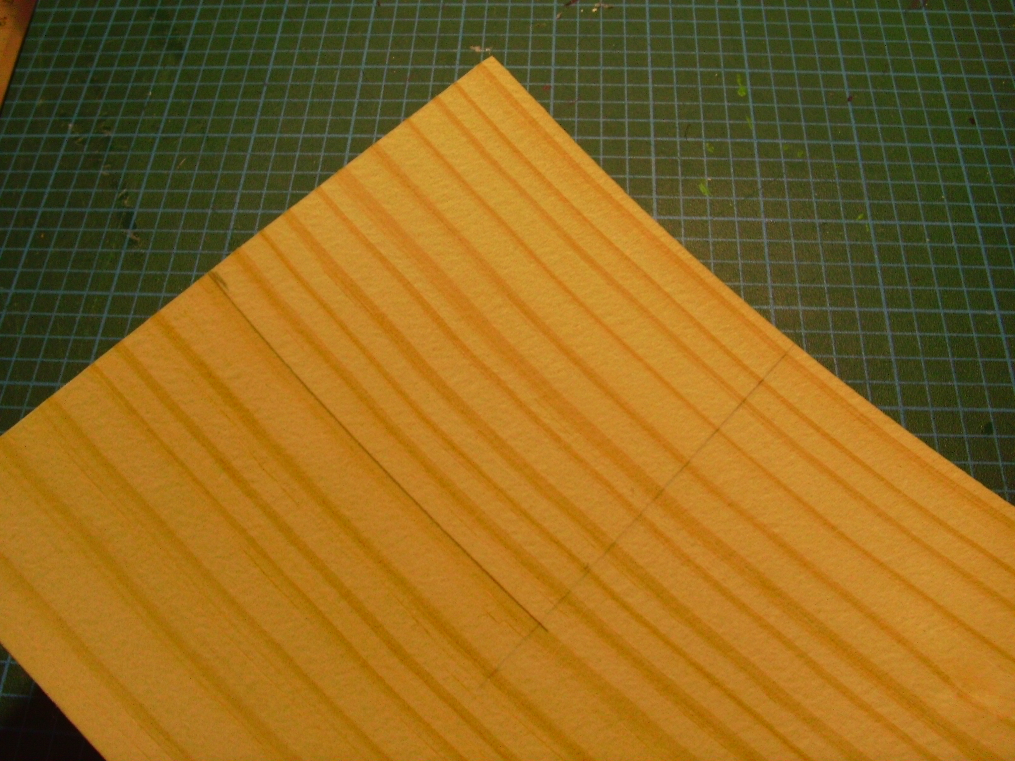 Picture of Cutting the Veneer