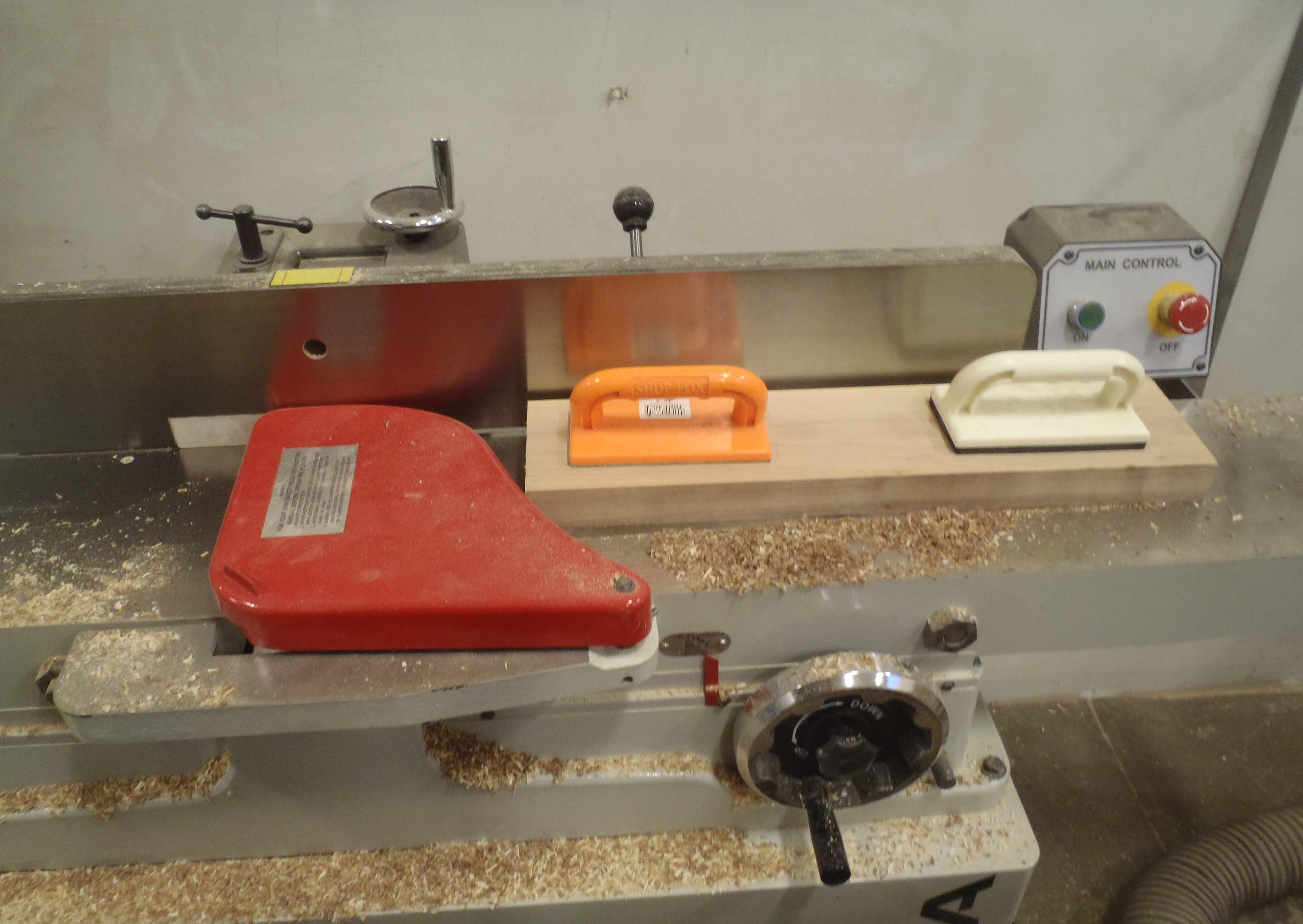 Picture of Jointing and Planing