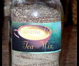 Instant Vanilla Chai Tea Mix