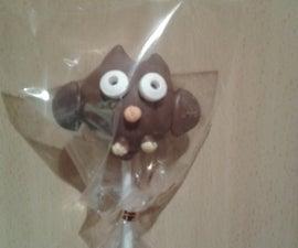 Owl Cakepops