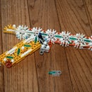 Knex Pistol: Single Shot