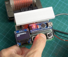 Variable Frequency Arduino Generator