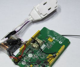 Internet Controlled Power Outlet