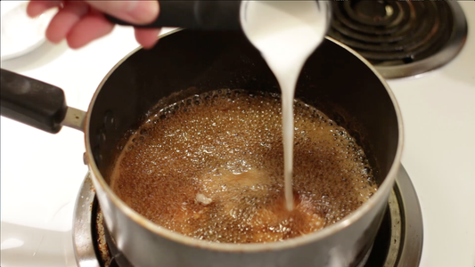 Pour, Boil, Reduce, Cream