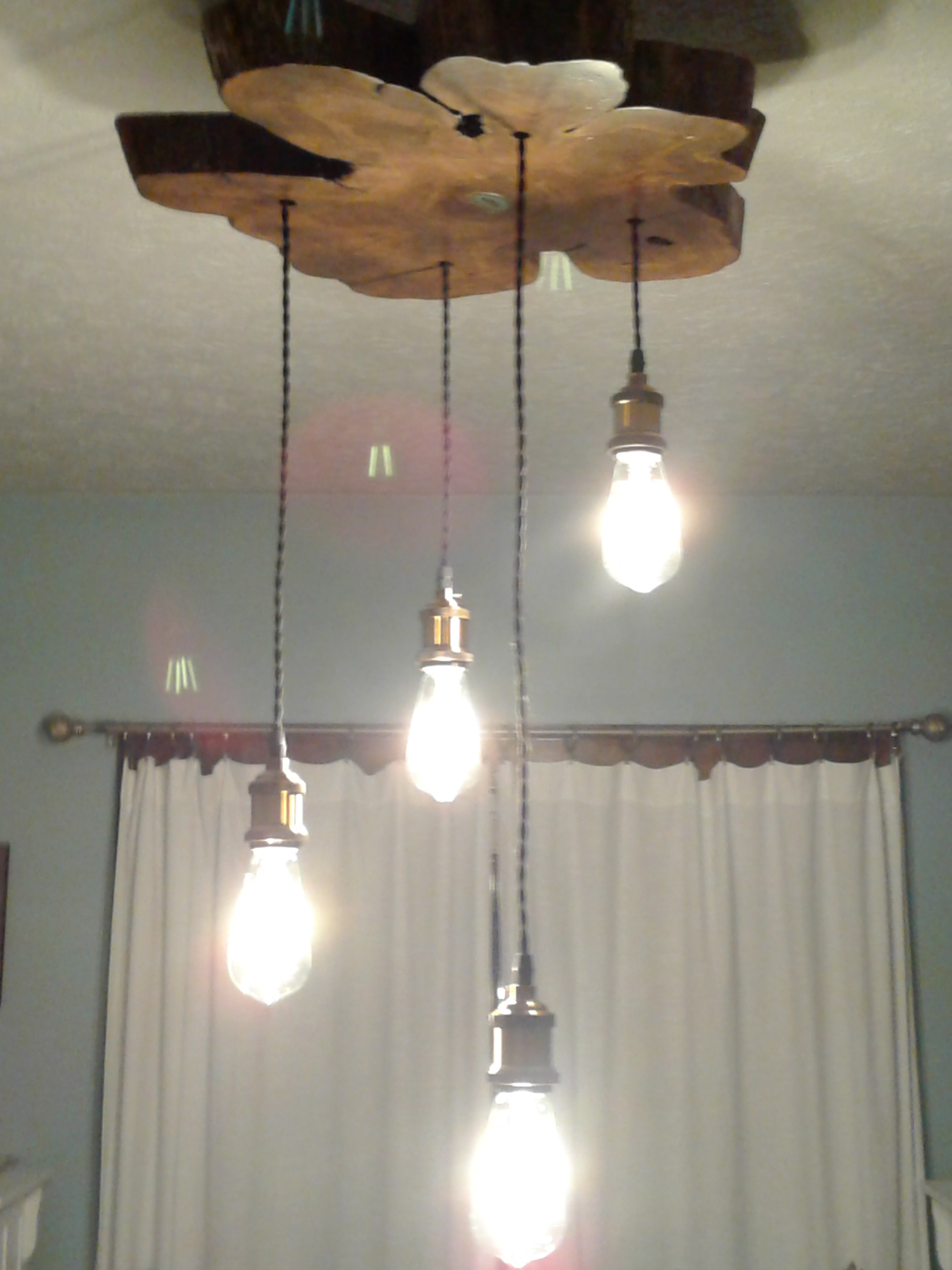 Picture of Lighting, Incandesent Vs LED
