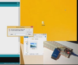 Arduino Zip Password Dictionary Attack With SD Card