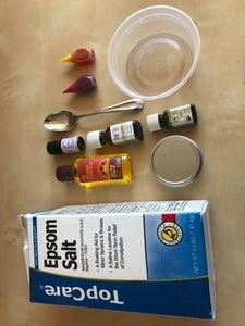 Ingredients/Utensils