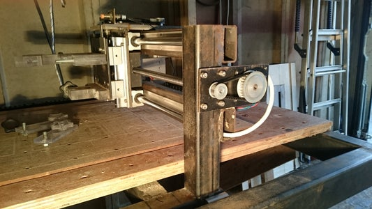 The Gantry and the Frame
