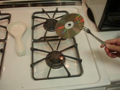 Melt Your CD