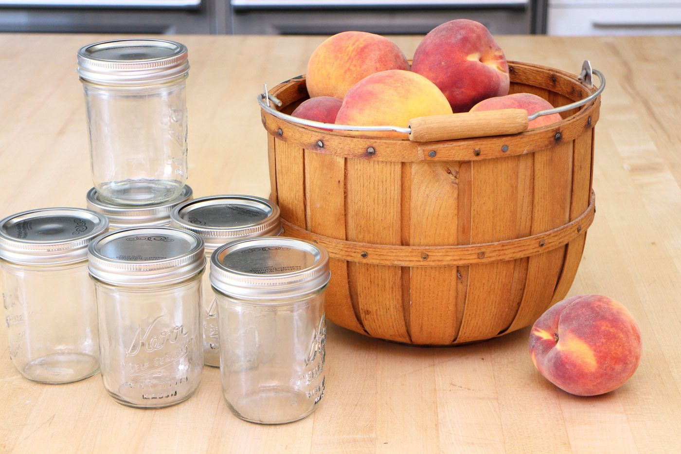 Picture of How to Hot Pack Fruit for Canning
