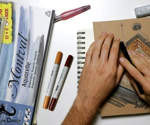 Materials and Tools for Design Sketching