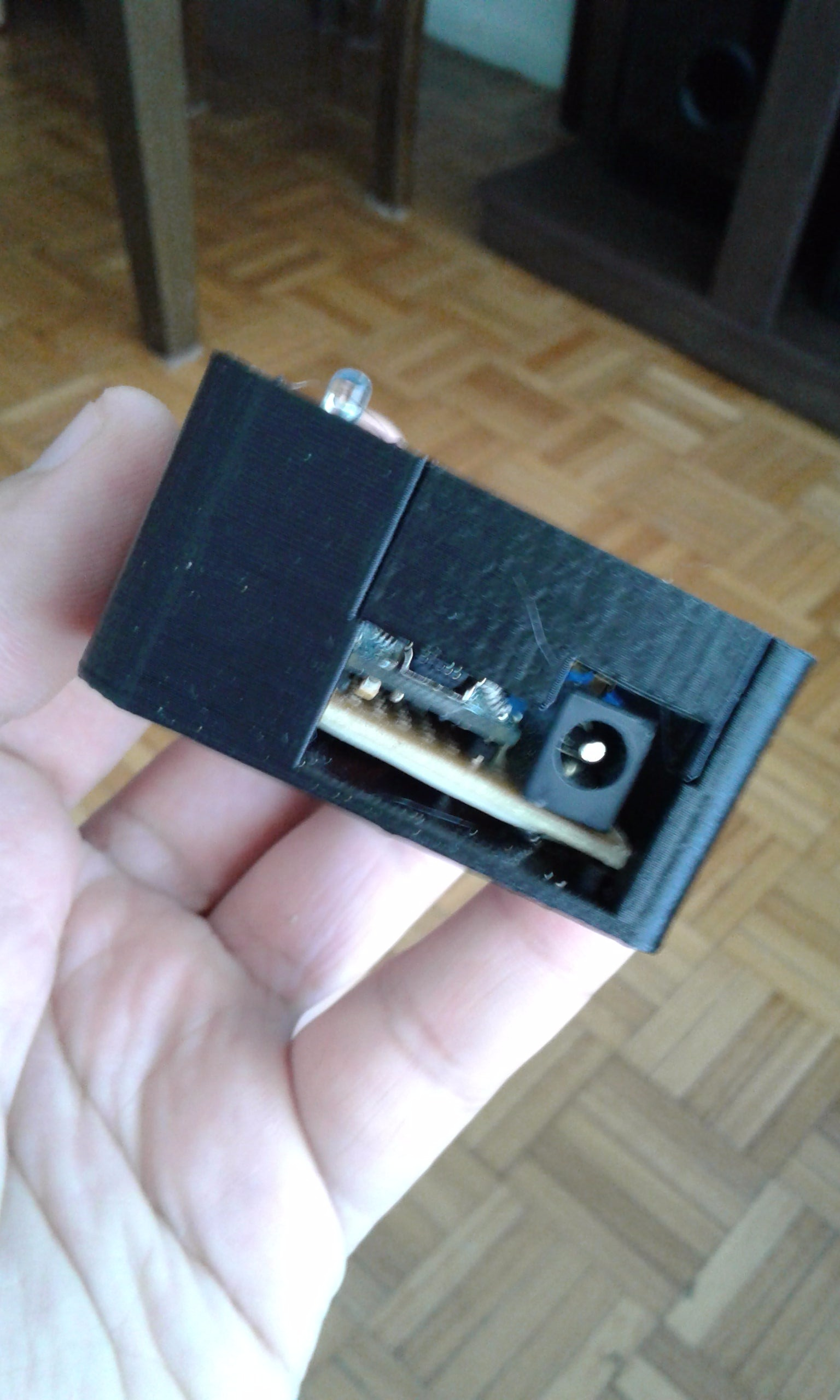 Picture of Arduino MQ137 PPM Sensor