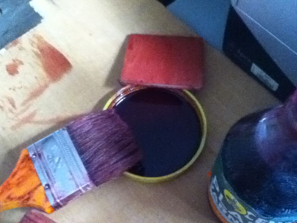 Picture of Varnishing